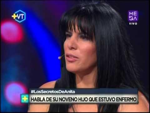 Los secretos de Anita Alvarado