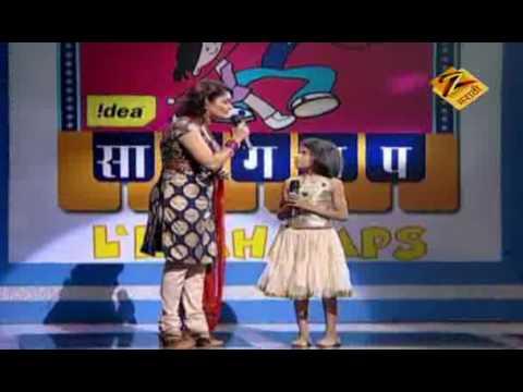 Sa Re Ga Ma Pa Little Champs 2009 Ep. 3 - Part 3