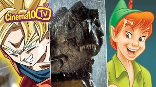 Dragon Ball Z, Jurassic World, Peter Pan e muitos mais | Cinema10 TV #73