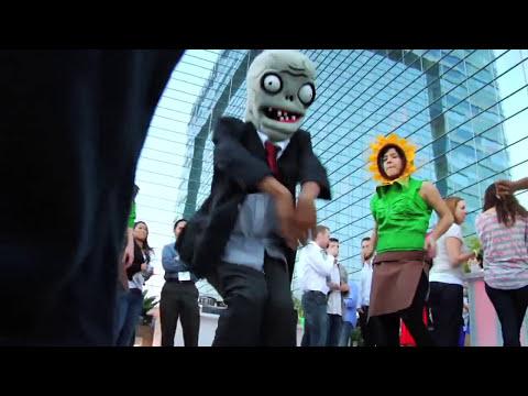 Plants vs. Zombies - Dancing Version