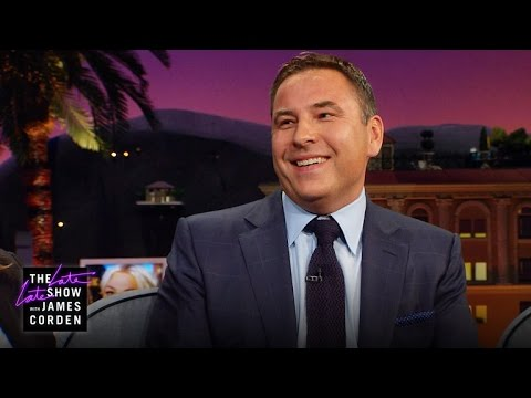 David Walliams Is Frenemies w/ Simon Cowell
