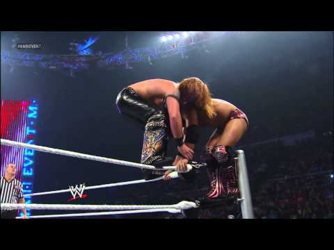 Justin Gabriel vs. Heath Slater: WWE Main Event, May 1, 2013