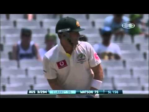 2nd Test v SL - Michael Clarke's Century