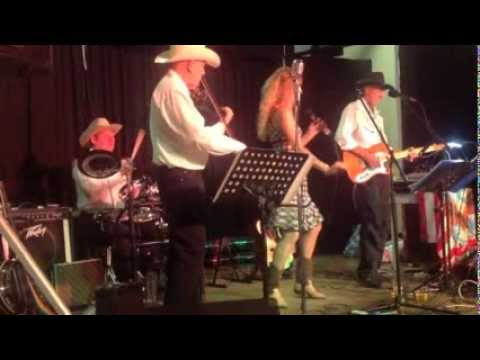 BLAZING SADDLES live! Line Dancing, Square dances, Barn dances with caller Miss Dixie