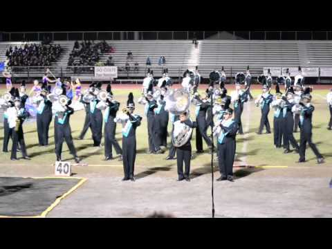 Coral Glades High School Marching Band Jaguars 2011- 2012