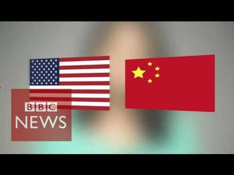 What do Americans and Chinese make of President Xi's visit? BBC News