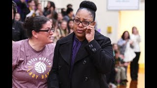 Math Teacher Angela Boxie Wins Louisiana Milken Award in Lafayette Parish