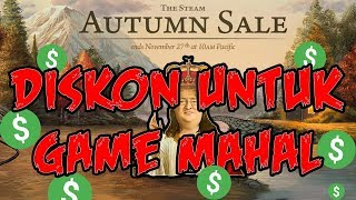 5 Game Mahal Yang Diskon Autumn Steam Sale - Gamer Sotoy