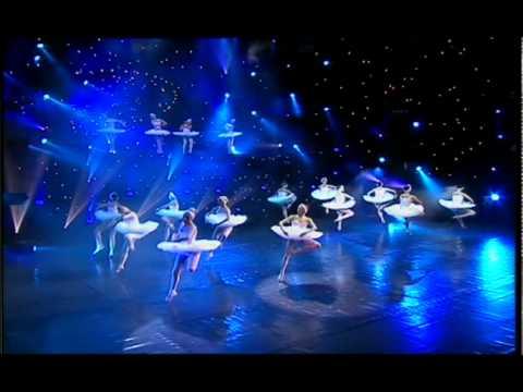 Балет Аллы Духовой Тодес - Лебеди