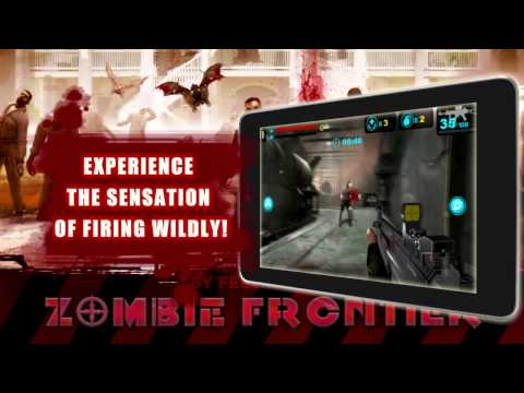 Zombie Frontier APK Cover