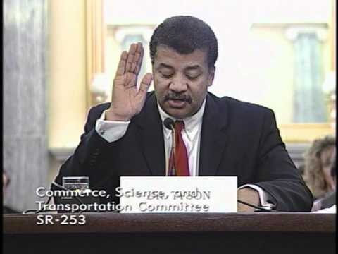 Dr. Neil deGrasse Tyson's remarks at Senate Commerce hearing on the future of our space program