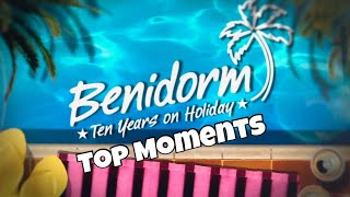 Top 5 Moments On Benidorm Tv Show (Ten Years On Holiday)