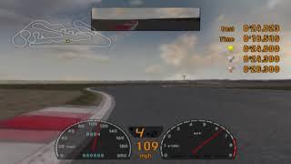 Gran Turismo 3 - A Spec Licence IB7