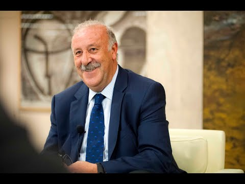 VICENTE DEL BOSQUE Entrevista Exclusiva