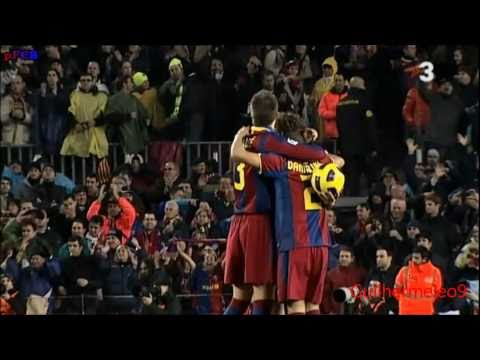 Fc Barcelona Vs. Real Madrid 5-0  Hd  El Clasico video