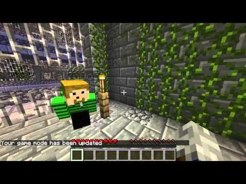 Minecraft : Cops 'N Robbers ماين كرافت : شرطي حرامي - مافيني حيل أسمي المقطع !