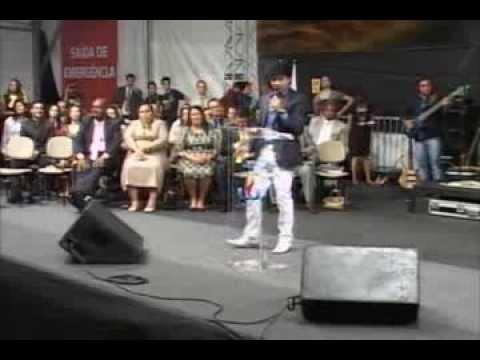 Samuel Mariano - UMADEB 2014 - Depois do Culto - Adorarei