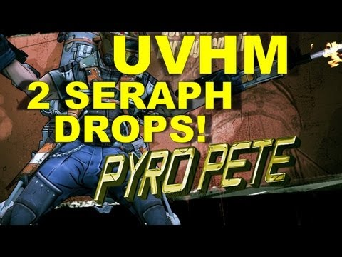 Borderlands 2 Loot Update And Pyro Pete UVHM | How To Make ... Borderlands 2 Scaling Dlc Uvhm