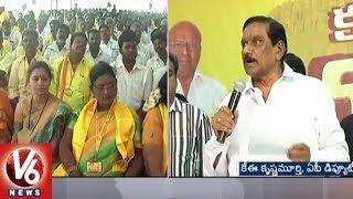 AP Dy CM K. E. Krishnamurthy Fires On JanaSena Chief Pawan Kalyan | Kurnool