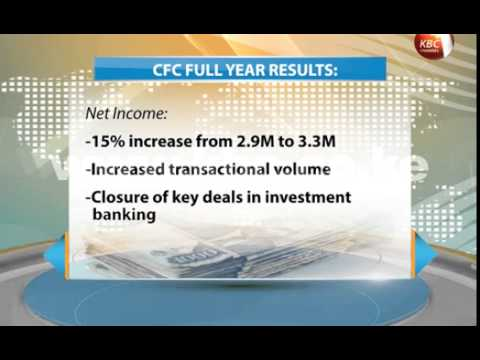 CFC Stanbic records 6% rise in FY pretax profit