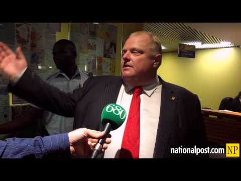 Rob Ford: