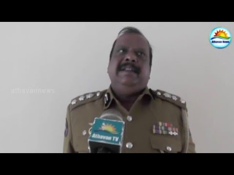 Intensity of the police controlling crime in Jaffna