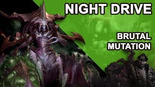 Starcraft 2 Co-op Brutal Mutation: Night drive [ Zagara ]
