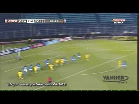 Cruz Azul vs Columbus Crew 5-0 [26/08/09] Concacaf Liga de Campeones Video