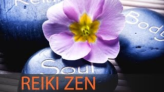 6 Hour Reiki Zen Meditation Music: Healing Music, Positive Motivating Energy ☯1214