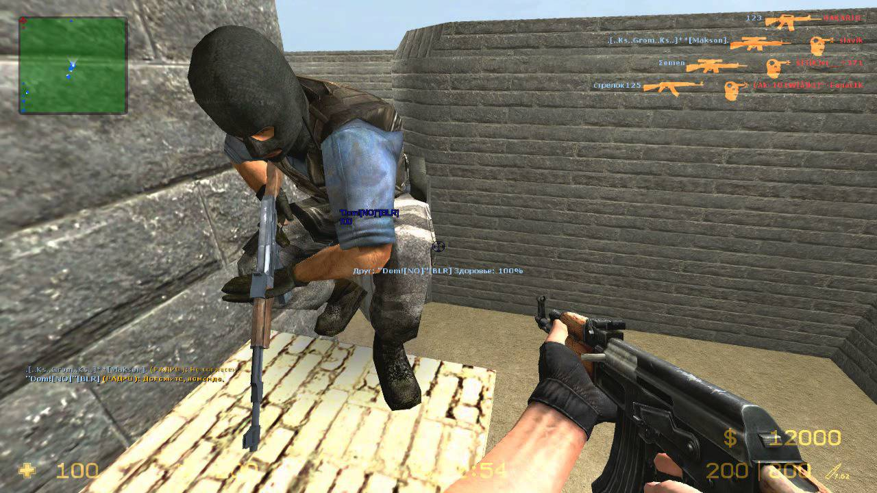 Немного о - Counter-Strike Nexon: Zombies - YouTube