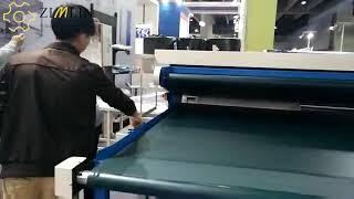 JK-R2 Mattress roll packing machine