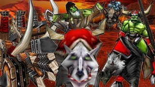 Warcraft 3 - Orc Siege Party