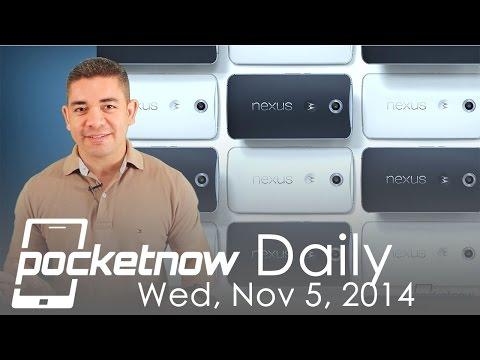 Google Nexus 6 sales, Apple Watch prices, Galaxy S6 & more - Pocketnow Daily