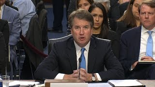 The Kavanaugh Cover-up? Role in Torture & Domestic Spying Policy Remains Unknown As Papers Withheld
