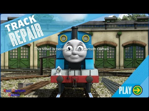 Thomas and Friends Track Repair Percy, Thomas and James
