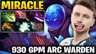 Miracle Arc Warden Midas Fast Farming 930 GPM Monster