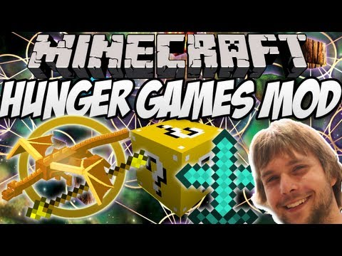 Minecraft: The Hunger Games Mod