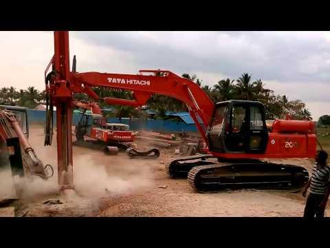 Velson Tiruchengode V10  Hitachi Rig