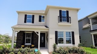 Orchard Hills by Ryland Homes in Winter Garden - Dunkirk Model New Home