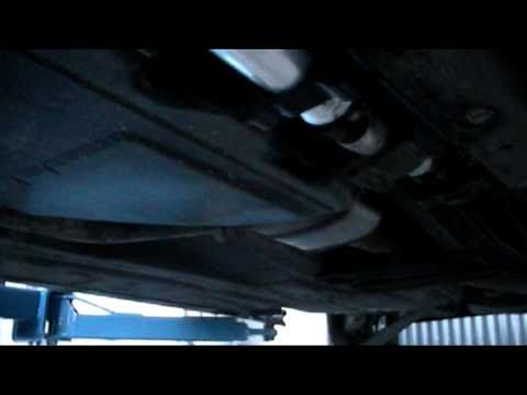BMW 320 DIESEL FILTER CHANGE P 2.mpg
