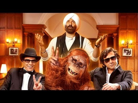 Yamla Pagla Deewana 2 Official Theatrical Trailer | Dharmendra | Sunny Deol | Bobby Deol
