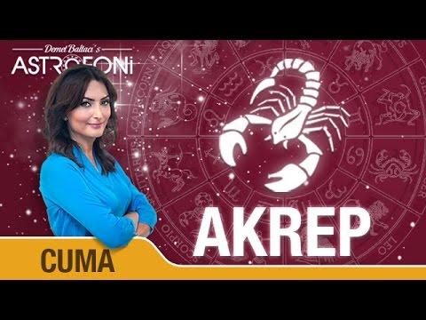 Akrep burcu günlük yorumu 13 Kasım 2015