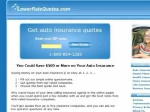Auto Insurance Discounters - How to Get Cheap Insurance