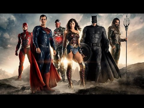 Justice League: Official Teaser-Trailer