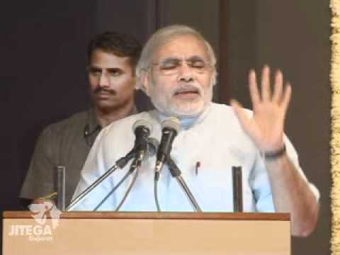 Narendra Modi's speech at NU-TECH-'12
