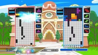 [ENG / Expert Play] Puyo Puyo Tetris vs kiyobi (Tetris vs Tetris)