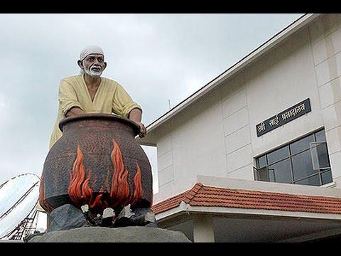 Shirdi's Maha-Kitchen: Shri Sai Prasadalaya ~