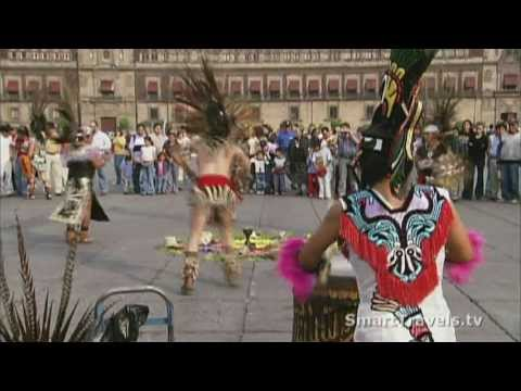 HD TRAVEL:  Mexico City & Zihuatanejo - SmartTravels with Rudy Maxa