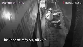 Camera cận cảnh | Năm cô gái quyết liệt chống trả tên cướp xe SH gay cấn đến phút cuối