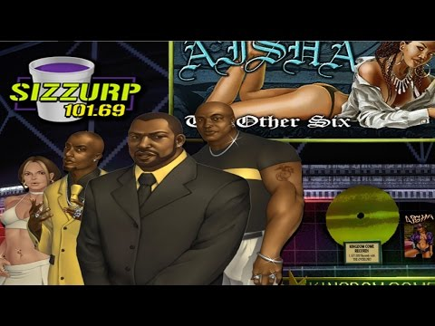 Saints Row 1 - Sizzurp 101.69 (Complete Rap Radio Station Soundtrack)